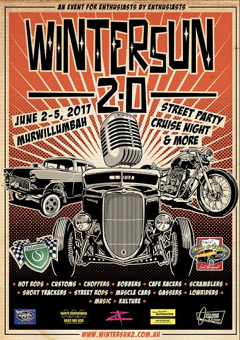 Murwillumbah Showground Event Wintersun