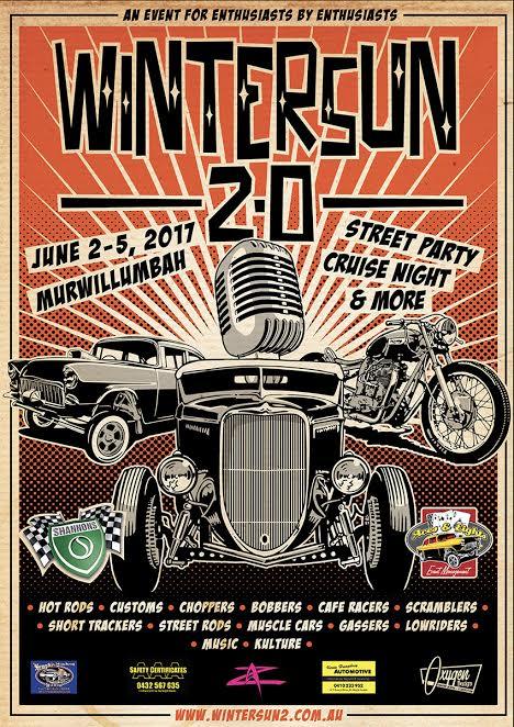 Murwillumbah Showground Event Wintersun