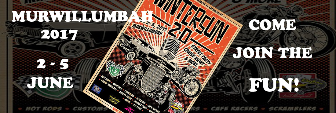 Murwillumbah Showground presents Wintersun 2.0