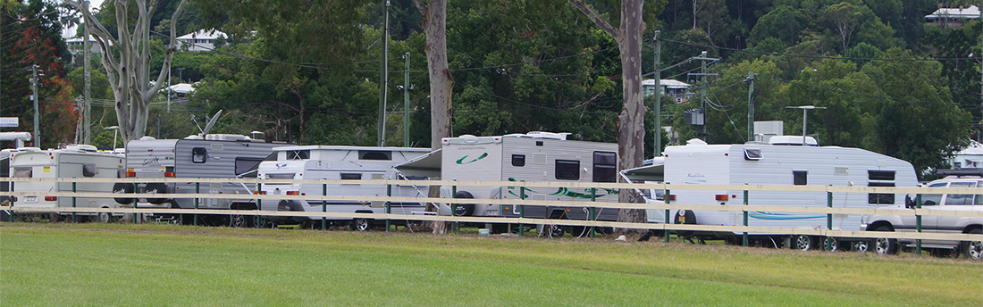 Murwillumbah Showground Caravan and Camping Facilities