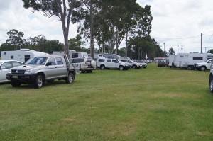 Murwillumbah Showground Caravan Camping Area